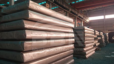 S355J2+N hot rolled steel plate stock list