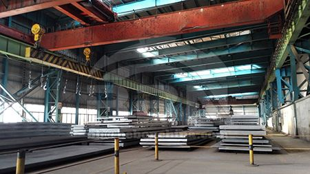 SM520C carbon steel production in steel mills tightened in September