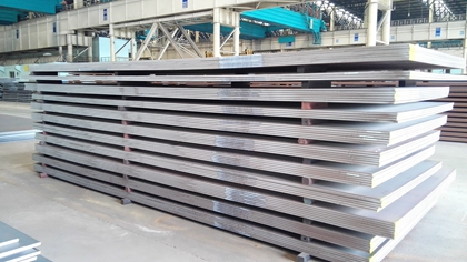 ASME SA633 Gr.C/SA633 Grade C low alloy carbon steel plates