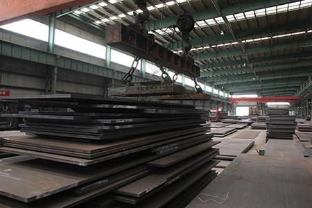 ASTM A537CL2 steel supplier