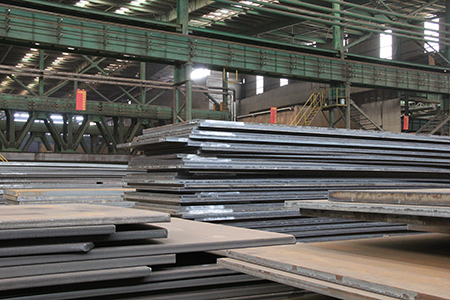 A572Gr65 high strength steel plate