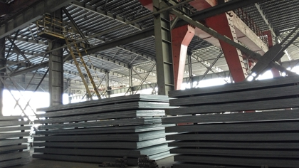 GB/T 16270 Q690E quenched and tempered steel plates