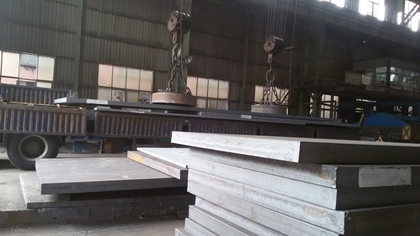 GBT 16270 Q460D quenched and tempered steel plates