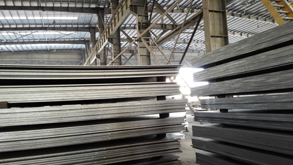 GBT 16270 Q460C quenched and tempered steel plates