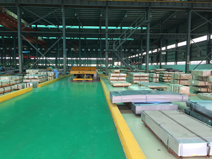 JIS G4304 SUS 347 Stainless Steel Plate specification
