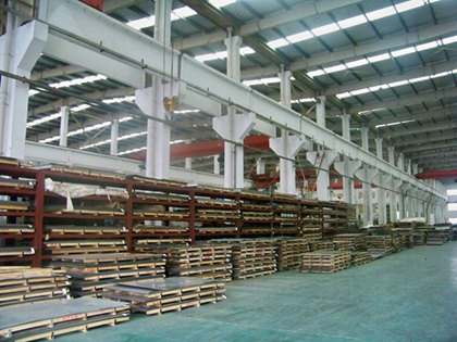 Manufacturer supply JIS G4304 SUS 430 stainless steel plate