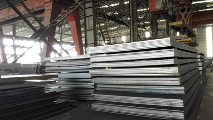 AISI 1045 hot rolled carbon steel plate